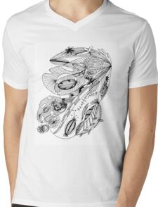 slow down Mens V-Neck T-Shirt
