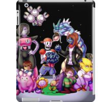 Pokemondertale   Pokemon Undertale Crossover iPad Case/Skin