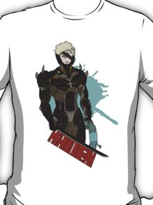 Metal Gear Rising Raiden T-Shirt