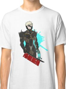 Metal Gear Rising Raiden Classic T-Shirt