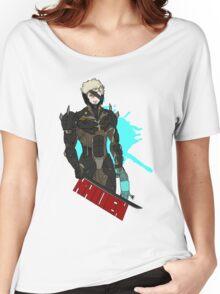 Metal Gear Rising Raiden Women's Relaxed Fit T-Shirt