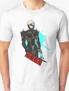 Metal Gear Rising Raiden Unisex T-Shirt