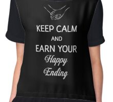 Earn Your Happy Ending Women's Chiffon Top