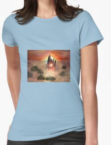 Crystal kingdom Womens Fitted T-Shirt