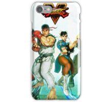 street fighter full v iPhone Case/Skin