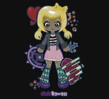 Cute Kawaii by Lolita Tequila Kids Tee