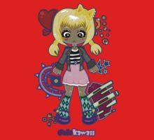 Cute Kawaii by Lolita Tequila One Piece - Short Sleeve