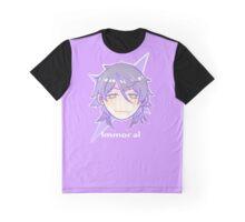 Kiznaiver Hisomu Yoshiharu Graphic T-Shirt