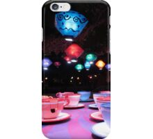 Disneyland Tea cups iPhone Case/Skin