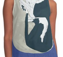 Daisy Dreaming on the Moon Contrast Tank