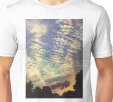 The Clouds That Morning Unisex T-Shirt