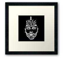 greg sherman Framed Print