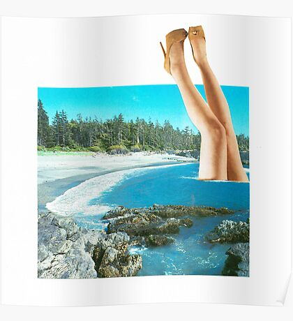 Legs. Poster