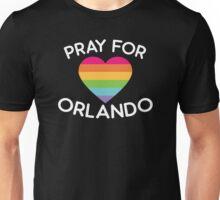 Pray For Orlando Victims Unisex T-Shirt