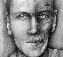 Portrait Study 6 [Aging]. by nawroski .