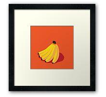 Bunch of bananas Framed Print