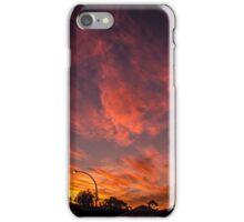 Suburban Sunset iPhone Case/Skin
