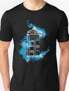 Watery TARDIS T-Shirt
