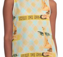 TheRE FoR YOU Contrast Tank