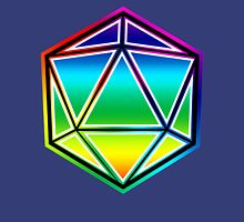 Dungeons and Dragons Pride Dice Unisex T-Shirt
