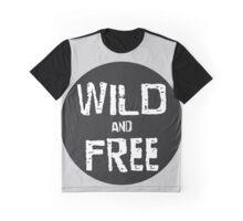 Wild and Free Graphic T-Shirt