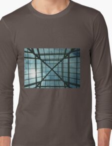 Glass Pyramid Long Sleeve T-Shirt