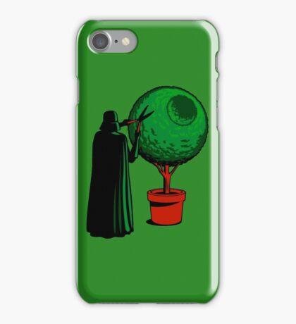 LORD VADER GARDENER iPhone Case/Skin