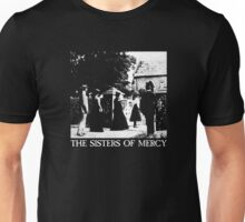 The Sisters of Mercy - The Worlds End - The Damage Done Unisex T-Shirt