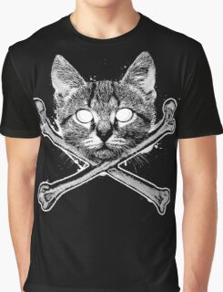 Cats be Cray Graphic T-Shirt