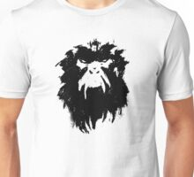 12 Monkeys - Terry Gilliam - Wall Drawing Black Unisex T-Shirt
