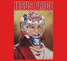 Jesus Price - Canadiens de Montréal by DoctorMonkey