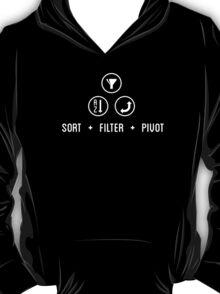 SORT FILTER PIVOT T-Shirt