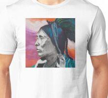 Nickel Icon - Indian Chief Unisex T-Shirt