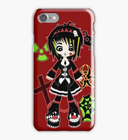 Punk Goth by Lolita Tequila iPhone Case/Skin