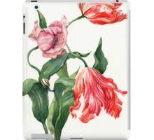 Juicy tulips iPad Case/Skin