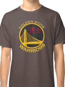 GOLDEN STATE WARRIORS BASKETBALL (4) Classic T-Shirt