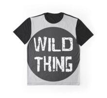 Wild Thing Graphic T-Shirt