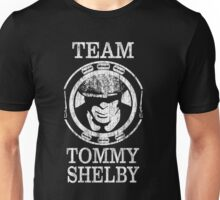 Team Tommy Shelby. Peaky Blinders. Unisex T-Shirt