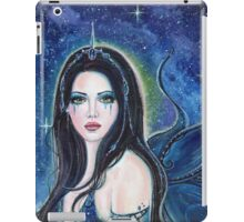 Starla cosmic Fairy fantasy art by Renee Lavoie iPad Case/Skin