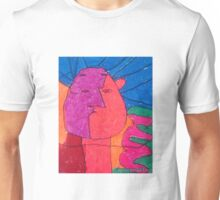 Two Faced - By Colin Unisex T-Shirt