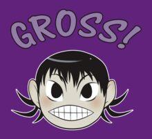 Midousuji Akira - GROSS! by Wynt