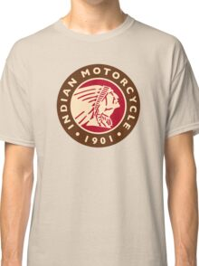 INDIAN MOTORCYCLES (2) Classic T-Shirt