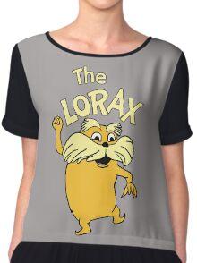 The Lorax Chiffon Top