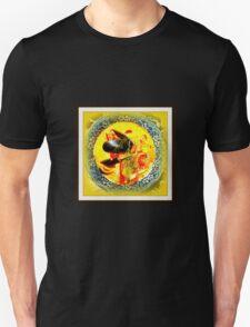 Nova Scotia Seafood Chowder Framed Unisex T-Shirt