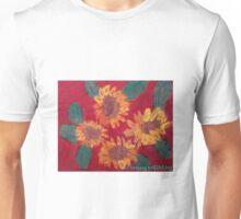Lola's Sweet Sunflowers Unisex T-Shirt