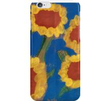 Nadia's Sunny Summer Flowers iPhone Case/Skin