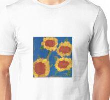 Nadia's Sunny Summer Flowers Unisex T-Shirt