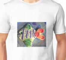 Something's Fishy - by Nadia Unisex T-Shirt