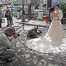 Cherry Blossom Wedding by phil decocco