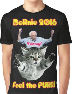 Kitten Victory 2016 Graphic T-Shirt